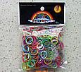 Набор резинок для плетения браслетов 300 штук, фото 5