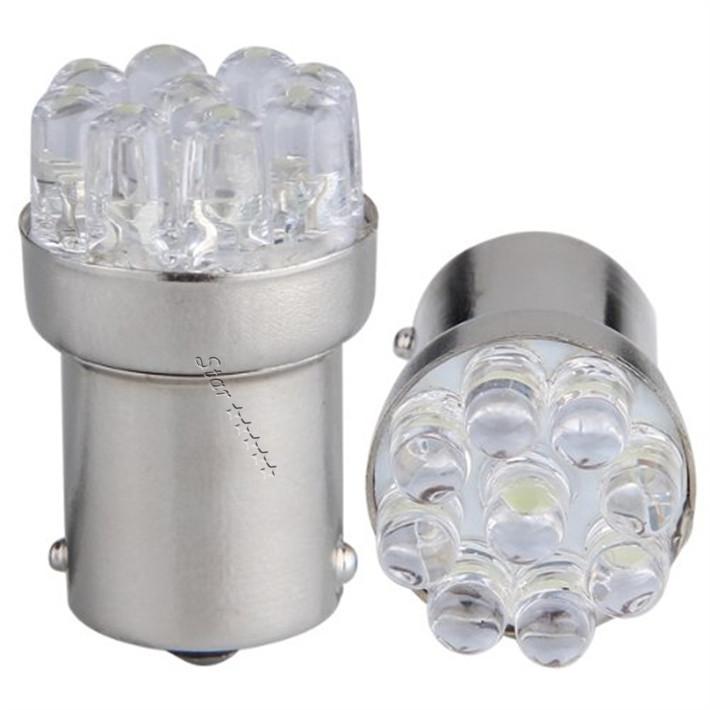 Лампа Габарит Стоп Задний Ba15s P21W 1156/1157 9 LED