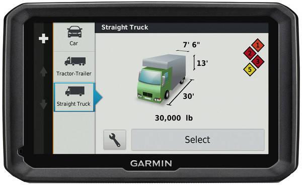 GPS навигатор Garmin Dezl 770LMT, фото 2