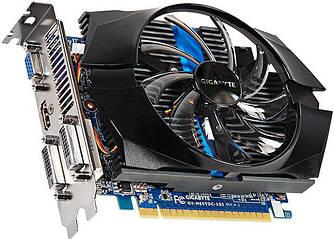 Gigabyte  GeForce GTX 650 Ti  1Gb DDR5  Полностью рабочая!