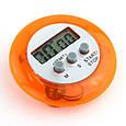 Кухонный таймер, секундомер, будильник orange (оранжевый), фото 2