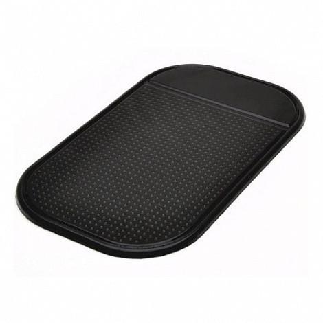 Нано-коврик антискользящий в авто NANO, Pad Anti-Slip black (черный)