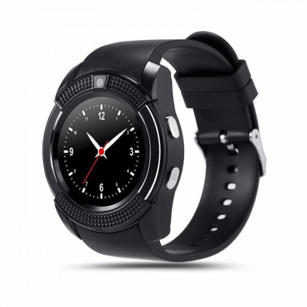 Умные смарт-часы Smart Watch GSM V8 Black