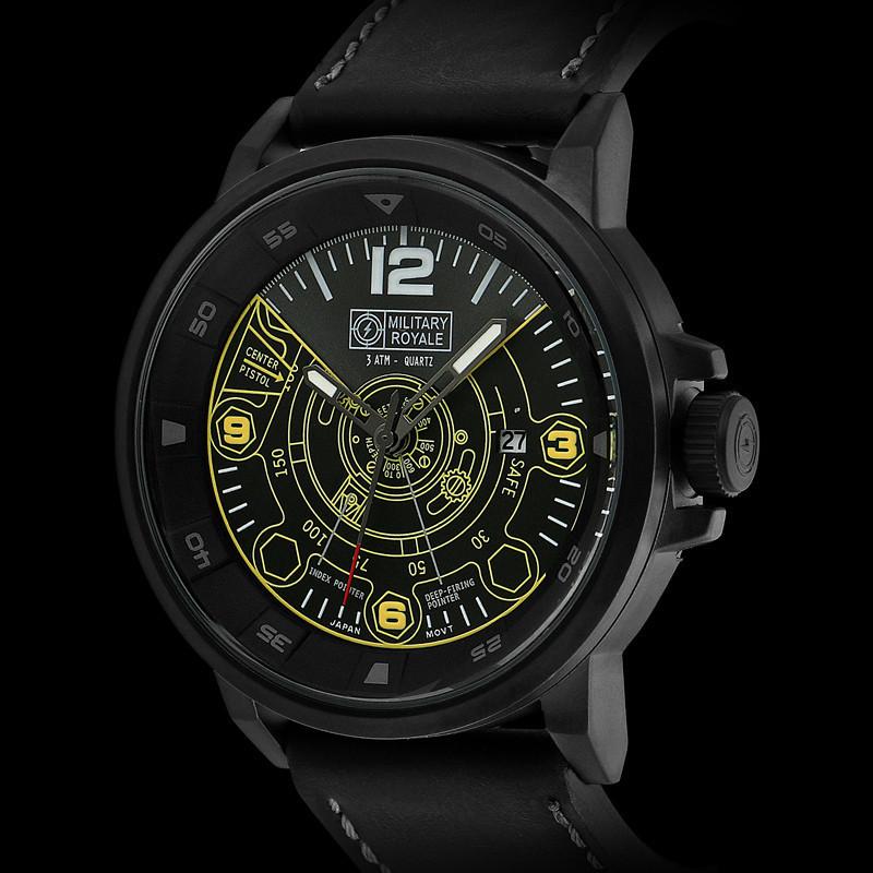 Часы мужские Military Royale Partisan