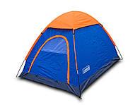 Двухместная палатка Coleman 3005. Бесплатная доставка! Оптом и в розницу, фото 1