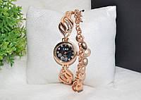 Элегантные женские часики с браслетом., фото 1