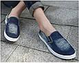 Мокасины blue джинс 38//39//41, фото 2