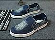 Мокасины blue джинс 38//39//41, фото 5