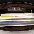 Мужская сумка POLO Videng horizontal black , фото 2