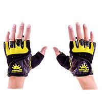 Перчатки для фитнеса CrownFit Grippy RX-04 Оптом и в розницу