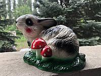 Ландшафтная фигура: кролик на лужайке, фото 1