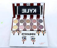 Палетка теней для глаз 10 color в стиле Kylie