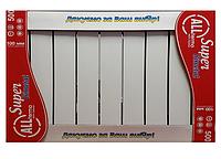 Радиатор биметаллический ALLTERMO 500x80x80