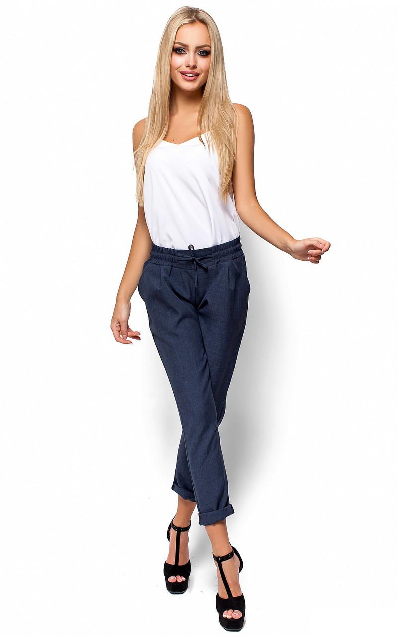 (S, L) Жіночі темно-сині брюки Matias