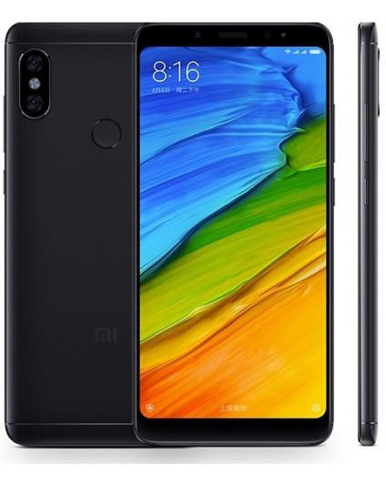 Xiaomi Redmi Note 5 4/64Gb, Black