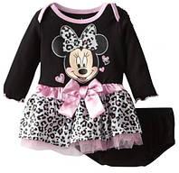 Платье с Минни Маус для детских вечеринок