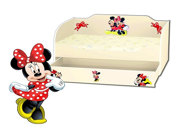 Дитяче ліжко Kinder Cool Viorina-Deko