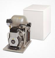 Компрессор DK50-10 S EKOM в шкафу, безмаслянный стоматологический (пр-во Словакия)