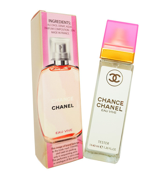 CHANEL CHANCE EAU VIVE 40 ML