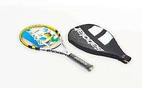 Ракетка для большого тенниса BABOLAT CONTACT TEAM. Распродажа! Оптом и в розницу!