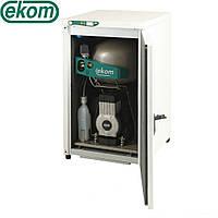 Компрессор DK50 Plus S EKOM в шкафу, безмаслянный стоматологический (пр-во Словакия)