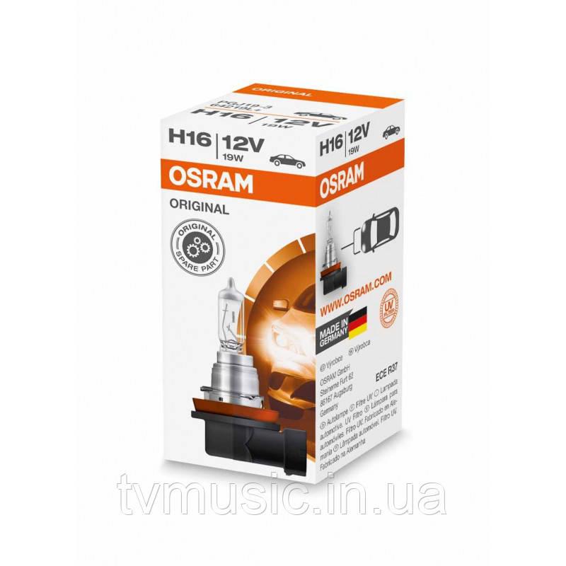 Автолампа Osram Original Line H16 12V 19W (64219L)
