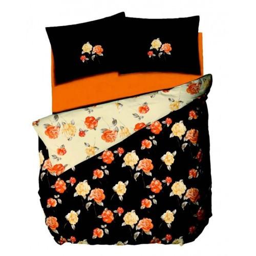 Постельное белье Le Vele Serenade Orange Полуторный
