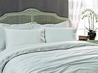Кружевной комплект постельного белья Tivolyo Home Diamant (white), фото 1