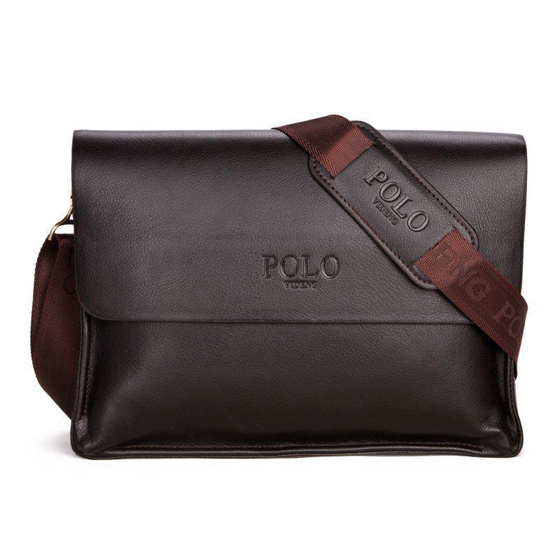 Мужская сумка Polo Videng Boss Max brown