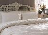 Кружевной комплект постельного белья Tivolyo Home Diamant (bej)