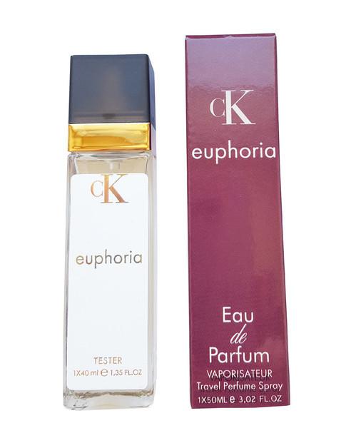 CALVIN KLEIN EUPHORIA FOR WOMAN 40 ML