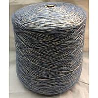 Rock N Roll 1/4.5 №13478 Состав: 70% полиамид, 21% акрил, 9% меринос Пряжа в бобинах для машинного  вязания