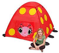"""Детская палатка """"Божья коровка Молли"""" Melissa&Doug  (MD6204)"""