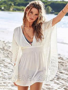Пляжная туника — стильная деталь для настоящих модниц