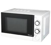 Микроволновая печь 20 л СВЧ с грилем 800 Вт Чехия SATURN ST-MW8164