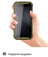 Защищеный Бизнес-смартфон Land rover P8 4/32gb акб-5000mAh IP68