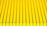 Сотовый поликарбонат POLYGAL (Россия) 4 мм (прозрачный)