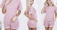 Костюм женский с шортами в расцветках 33523, фото 1