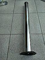 Нога мебельная  60/710 хром