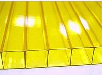 Сотовый поликарбонат SOTON 10 мм  (прозрачный)