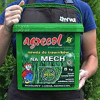 Добриво Argecol для газону від Моху 5кг