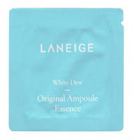 Отбеливающая ампульная эссенция LANEIGE White Dew Original Ampoule Essence 1 ml, фото 1