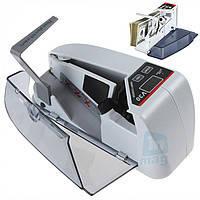 Счетная машинка ручная V30 работает как от сети так и от батареек