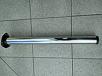 Ножка для стола  60/710 хром d-10мм