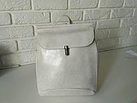 """Женский рюкзак-сумка (трансформер) """"Кристи 1 White"""", фото 1"""
