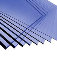 Монолитный поликарбонат PLEXICARB 1UV 1,5 мм (прозрачный)