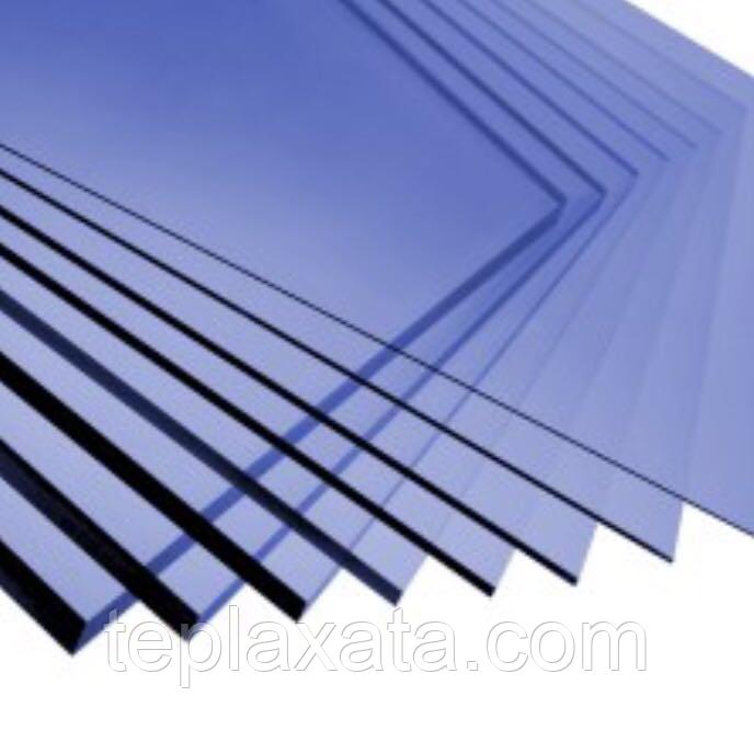 Монолітний полікарбонат PLEXICARB 1UV 5 мм (прозорий)