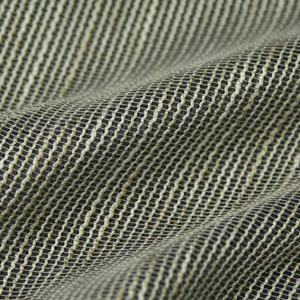Тюль-сетка с декоративными нитями кремово-серый 3676-204