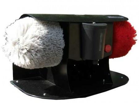 Машинка для чистки обуви колибри