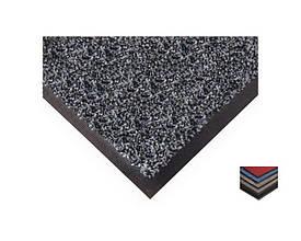 Нейлоновый грязезащитный коврик. 60*90 серый